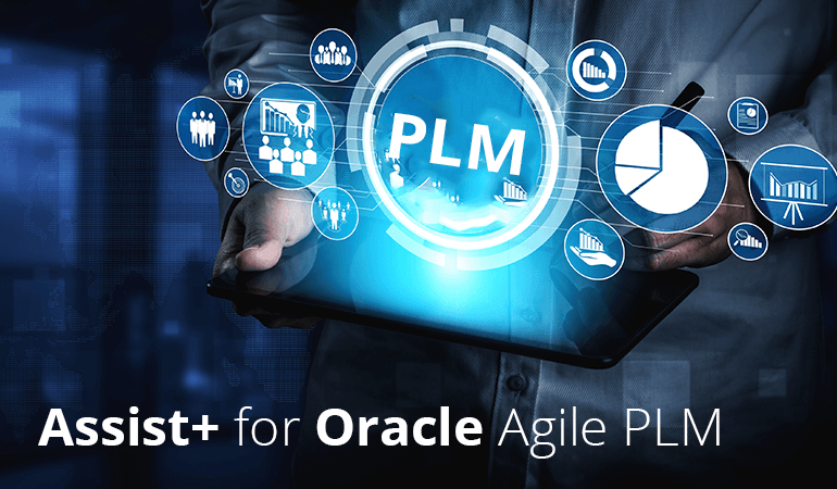 assist for oracle agile plm